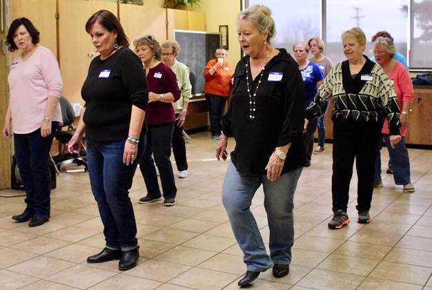Learn to Line Dance Photo